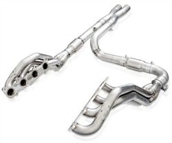 Stainless Works Ft18hcat Catted Long-tube Headers 2015-2019 Ford F-150 5.0l 1.87