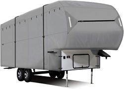 Windproof 5th Wheel Rv Cover Fits 29 To 33 Foot Motorhome Travel Trailer Camper
