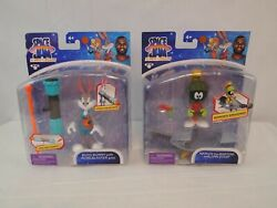 Space Jam A New Legacy Bugs Bunny Marvin The Martian Spaceship Moose
