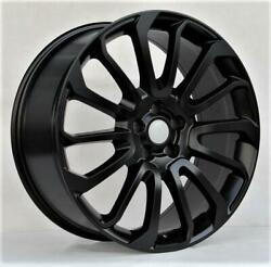 24 Wheels For Land/range Rover Sport Autobiography 24x10