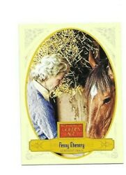 2012 Golden Age Penny Chenery Horse Racing Trading Card 107