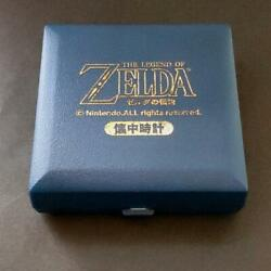 The Legend Of Zelda Pocket Watch Set Figure Taito Anime New From Japan Rare