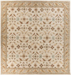 Surya Cae-1084 Caesar Classic Traditional Oval Olive 8and039 X 10and039 Oval Area Rug