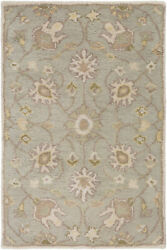 Surya Cae-1121 Caesar Classic Traditional Oval Beige 8and039 X 10and039 Oval Area Rug