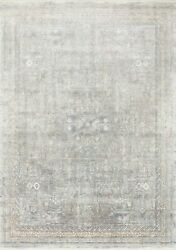 Loloi Gemma 5and039 X 7and039-3 Area Rugs With Silver And Multi Gemagem-01siml5073