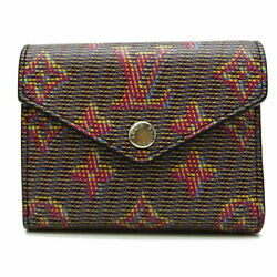 Hanno Main Store Wallet Zoe Women And039s Tri-fold M68673 Obsolete Lv