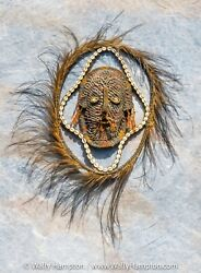 Wall Hanging / Mask From The Sepik River, Papua New Guinea, 031