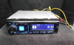 Alpine Cde-145j Cd Player Standard Equipment Car Stereo Audio From Japan Used