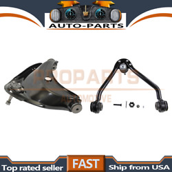 Moog 2pcs Control Arm And Ball Joint Front Upper For 1989-2000 Chevrolet C2500_prp