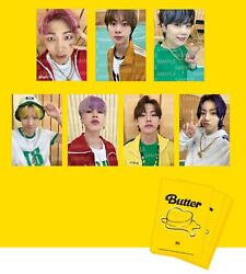 Preorder - Bts Butter Cardigan Photocard Official