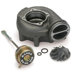 Banks Power For 99.5-03 Ford 7.3l Turbo Upgrade Kit - Big-head / Comp Wheel