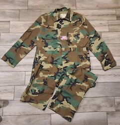 Nwt Rothco Rugged Outdoor Apparel Camo Coveralls Suit Menand039s 2xl Hunting