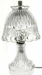 Princess House Heritage Romance Collection Small Electric Lamp With Shade