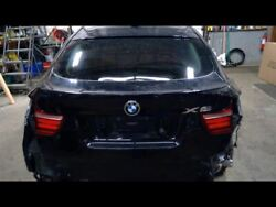 Tailgate Hatch Black With Privacy Tint Glass Fits 13-14 Bmw X6 742352