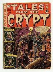 Tales From The Crypt 26 Gd+ 2.5 1951