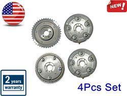 4andtimes Camshaft Adjusters For Mercedes-benz C300 E350 G550 S400 Sl550 Intakeandexhaust