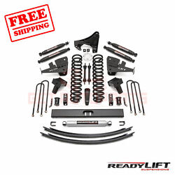 Readylift Suspension Lift Kit 8.0 Lift For Ford F-250 Super Duty 2011-19