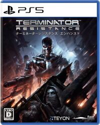 Terminator Resistance Enhanced Ps5 Playstation5 Sony Games From Japan New