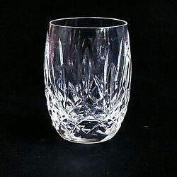 1 One Waterford Lismore Cut Lead Crystal Shot Glass-signed