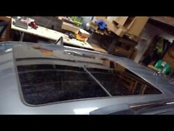 Roof Glass Dual Panel With Tracks And Motor Fits 2013 Grand Cherokee 747083