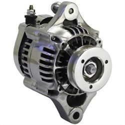 Powermaster 28188 Denso-style 93mm Race Alternator 75 Amp 1-wire Xs Volt With 1v