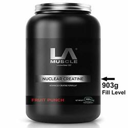 Nuclear Creatine Super Micronised Creatine Monohydrate Fruit Punch 900g