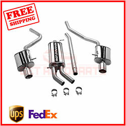 Magnaflow Exhaust - System Kit Fits Audi A4 02-05 High Quality Best Power