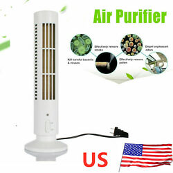 Ionizer Room Air Purifier Filter Home Smoke Cleaner Eater Indoor Dust Remover