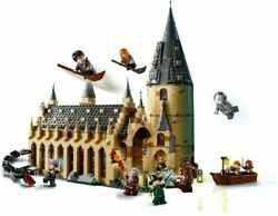 Harry Potter Hogwarts Great Hall 75954 Building Kit And Magic Castl 878 Pieces
