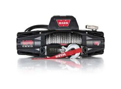 Warn 103251 Vehicle Mounted Vehicle Recovery Winch 12 Volt Electric 8000 Pound L