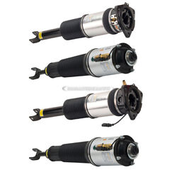 For Audi A8 Quattro S8 Front And Rear Shock Strut Set Dac