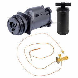 For Chevy C10 Pickup And C20 Pickup Oem Ac Compressor W/ A/c Repair Kit Dac