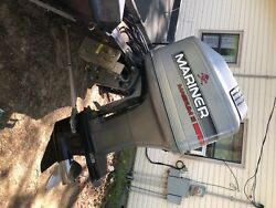 Mariner 150 Outboard And Controls And Hot Footandnbsp