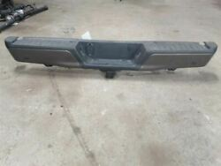 Rear Bumper Receiver Style Hitch Gray Fits 15-19 Ford F150 Pickup 760344