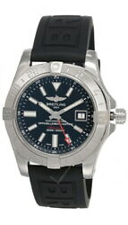 Breitling Avenger Ii Gmt 43mm Black Men Watch A3239011/bc35/152s/a20s.1