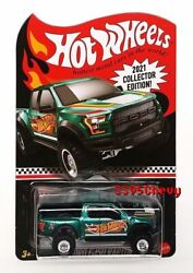 2021 Hot Wheels And03917 Ford F-150 Raptor Dollar General Mail In Promo In Hand