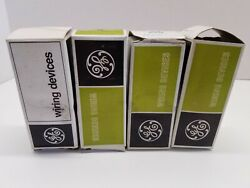 4 General Electric Rr7 Remote Control Relays Lot Nos Open Box Ge Wiring Device