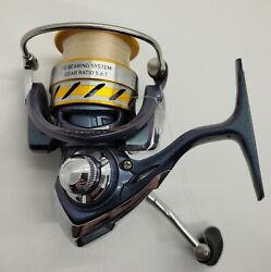 Daiwa Rg2500h-ab Spinning Reel Possibly Parts Only