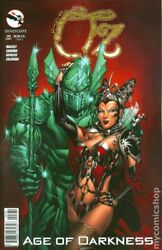 Grimm Fairy Tales Oz Age Of Darkness 1c Nm 2014 Stock Image Zenescope