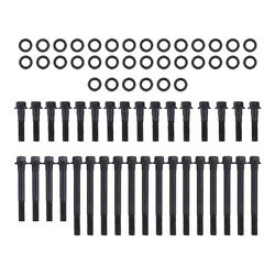 Steel Cylinder Head Bolts Kit 134-3601 For Chevrolet Sbc 350 383 400 Engines