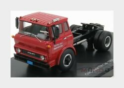 Gmc Steel Tilt Cab Tractor Truck 2-assi 1960 Red Black Neoscale 164 Neo64075 Mo