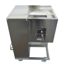 No Blade110v 550w2 Qsj-a Commercial Meat Slicer Machine Stainless Body 500kg/h
