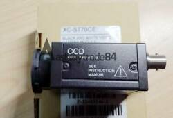 One Sony Xc-st70ce Ccd Video Camera New