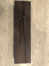 Louis Vuitton Chopsticks Set New Unused Item Novelty With Box From Japan F/s