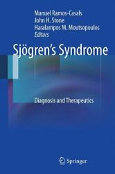 Sjogrenand039s Syndrome Diagnosis And Therapeutics 9780857299468 Free Shipping-