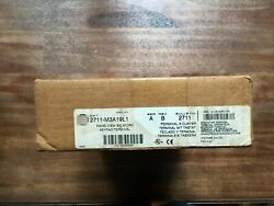 1pc Used Panelview 300 Micro Operation Panel 2711-m3a19l1 Fast Shiprx