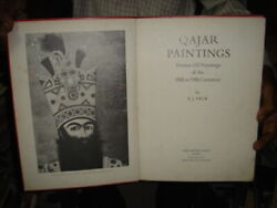 India Rare Qajar Paintings Persian Oil Paintings 18th And 19th By S. J. Falk