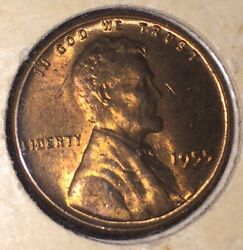 1955 Lincoln Wheat Cent Penny Poor Mans Double Die