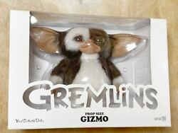 Gremlins 1/1 Prop Size Medicom Toy Vinyl Collectible Dolls Gizmo Vcd First