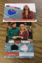 The Big Bang Theory Material Card Complete Set + Duel Set